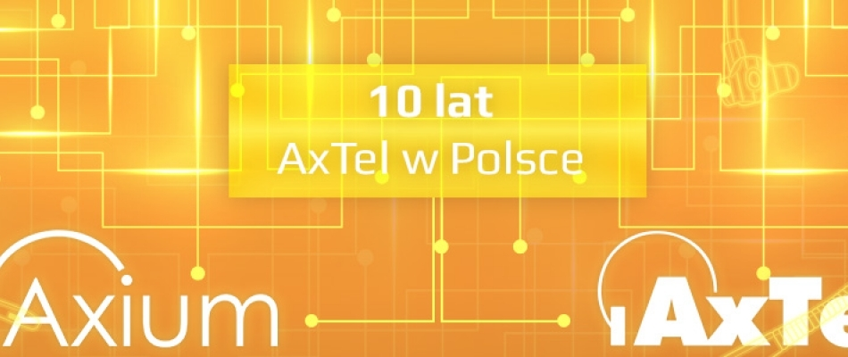 10 years of Axtel general distribution by Axium
